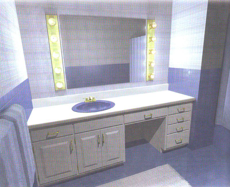Сделать мебель своими руками для ванной комнаты